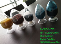 Nano Colorful Antimicrobial Masterbatch For Plastic Bottle / Injection Molding
