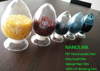 China Nano Zinc Oxide Antimicrobial Masterbatche , PET ABS PP Plastic Masterbatch factory