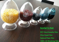 Colorful Oxygen And Water Vapor Barrier Nano Masterbatch With Inorganic Materials