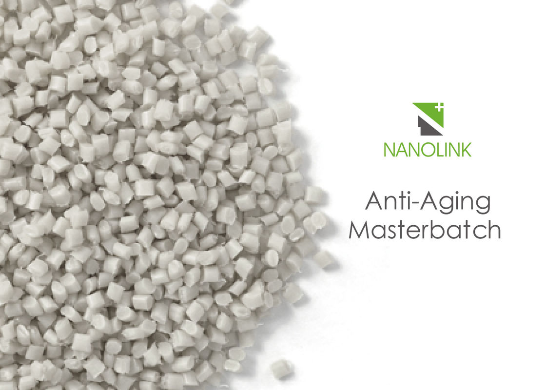 UV Absorbent Anti Aging Masterbatch MB Additive For PET
