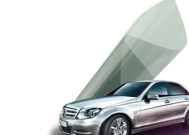 One Side Tinted Film For Windows / High Transparency Heat Control Window Film