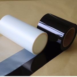 PET Black Film For Car Glass / Building Window Protection With 99% UV Blocking