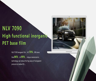 High Transparency Infrared Rejection PET Film, UV Protective Film For Car Windows